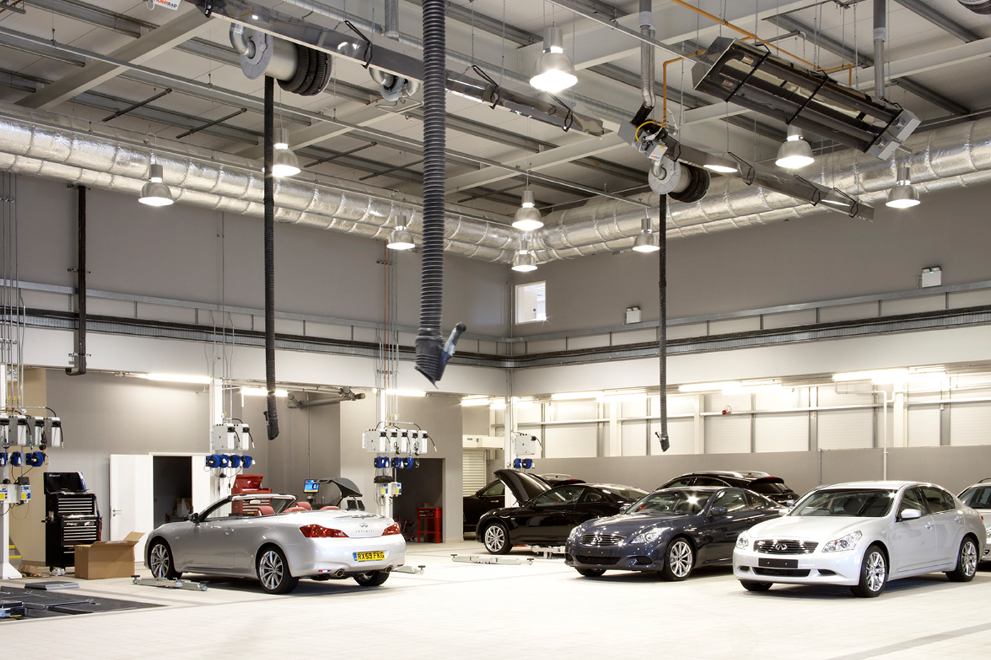Infiniti Dealer Reading >> Build Architecture And Project Management