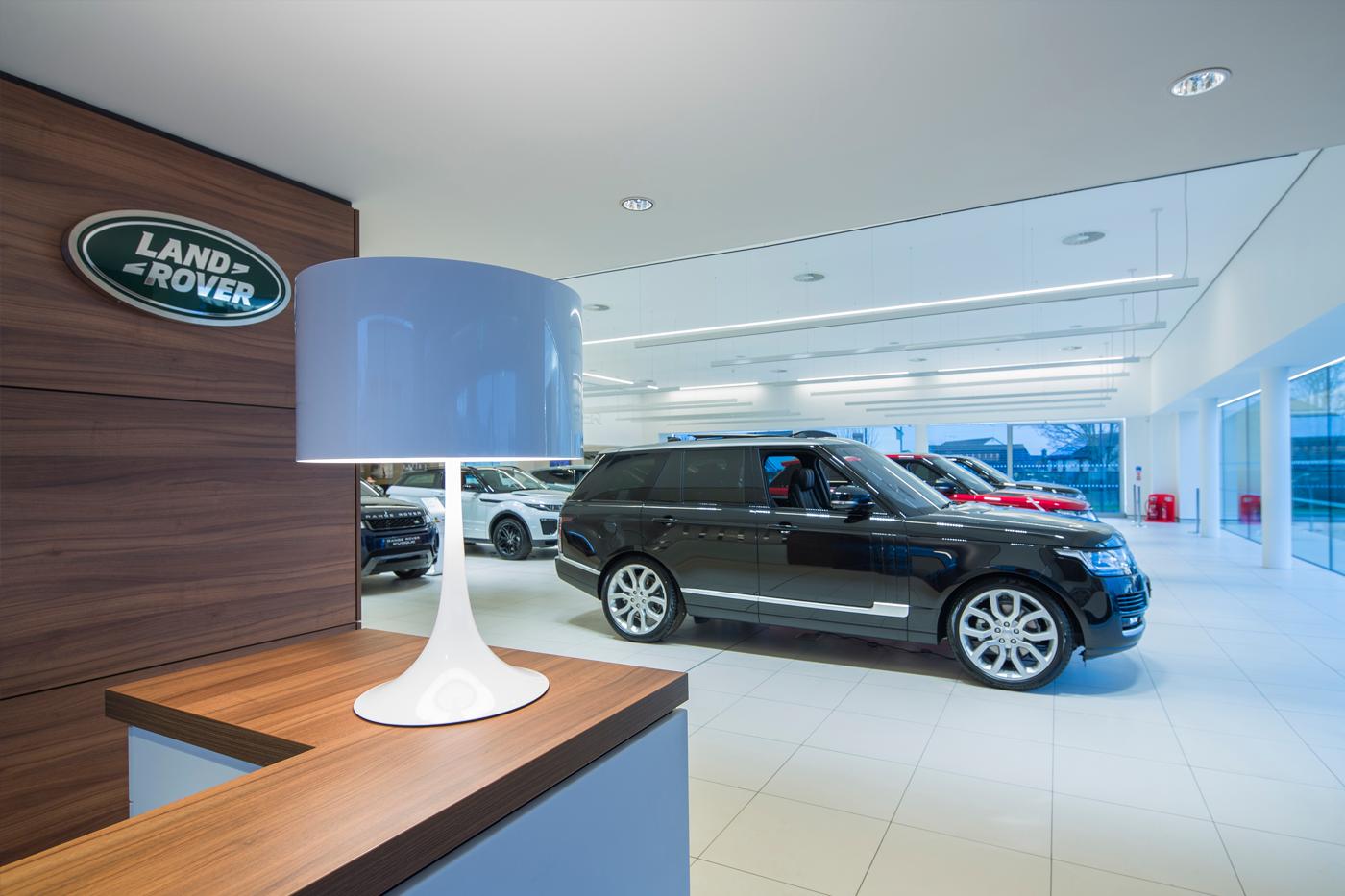 dealerships staples dealership rover land sc schemes landrover ashe jlr corner visualisation secured